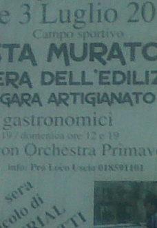 Festa del Muratore