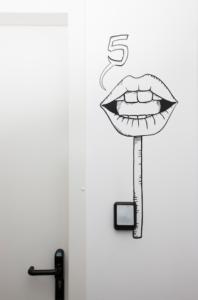 Room 5 - The Passengers by Elena Borghi