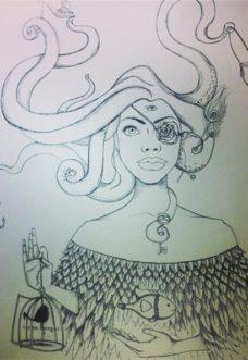 Oktopussy-Navigated Lady forZalando