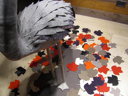 Treebird for Accademia del Cashmere