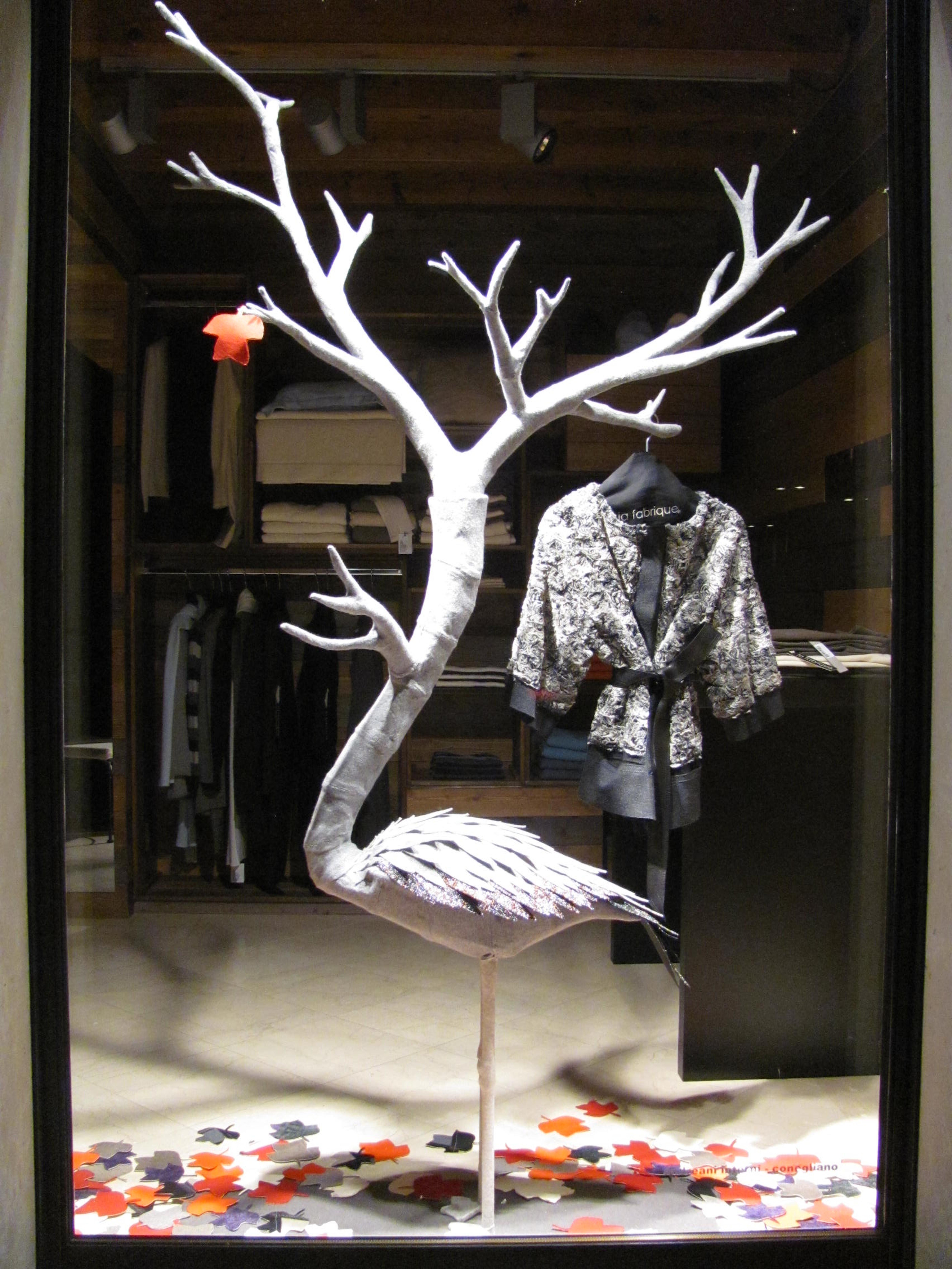 Treebird1 for Accademia del Cashmere