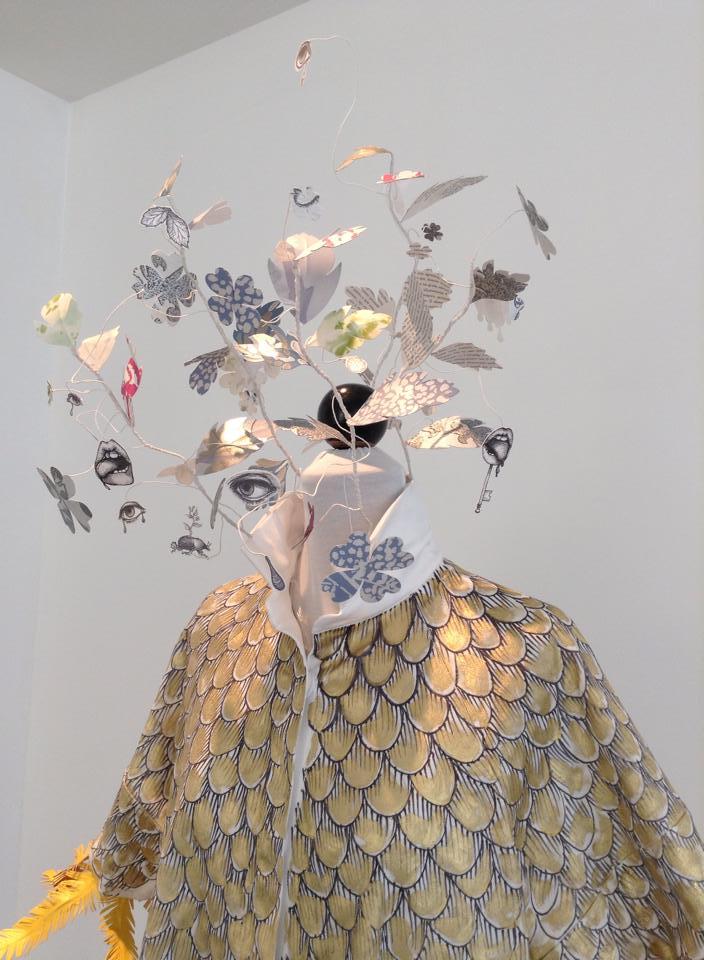 """""""squAMATI"""" Elena Borghi work in progress."""