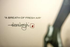 """""""A breath of fresh air"""" by Elena Borghi   detail"""
