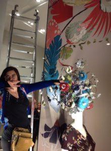"Elena Borghi, workinprogress, ""A breath of fresh air"""