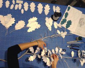 """""""Io sono il vento"""" Elena Borghi for SICIS JEWELS work in progress"""