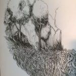 """""""Bush Lovers"""" work in progress"""