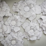 #BloomingFlowers papercraft for presentation of new jewelry collection by CO|TE for Stroili - paper designer