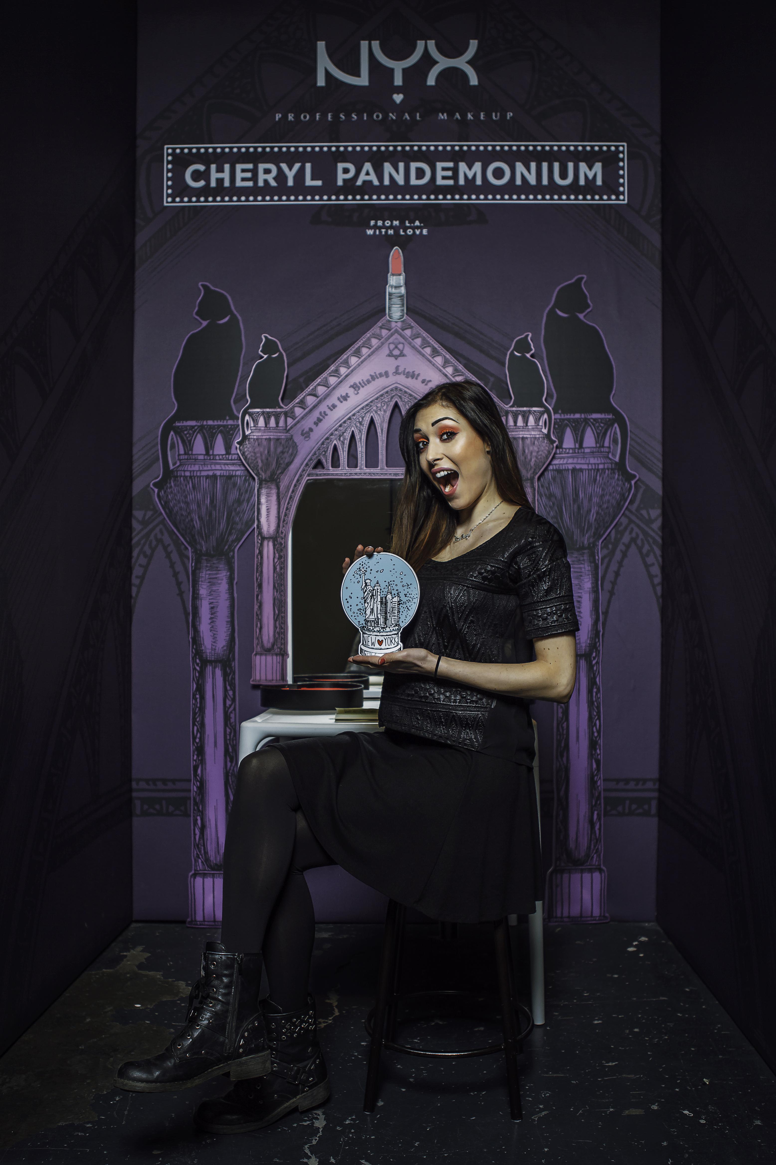 Cheryl Pandemonium by elena borghi