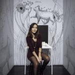 Miss Strawberry Fields by elena borghi