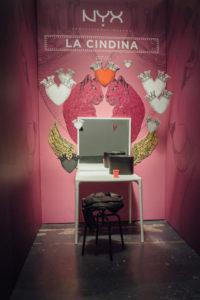 La Cindina's world by elena borghi