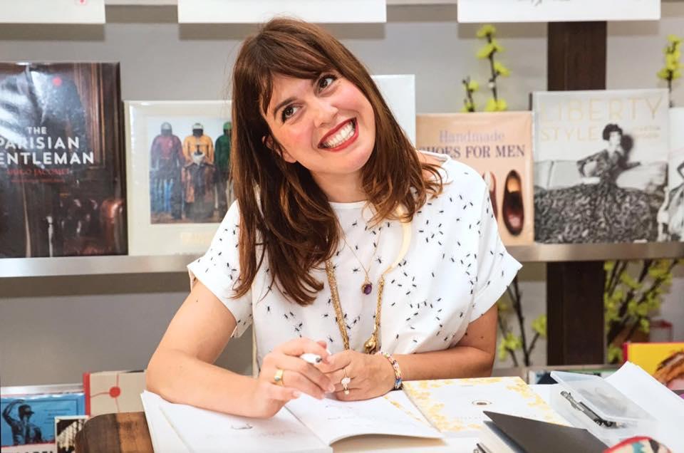 PAPER VISIONS in tour a Melbourne! Elena Borghi, Logos Edizioni. Book signing at Brunswick Bound library