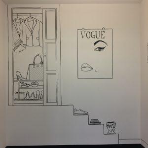 LIFE IN VOGUE - work in progress