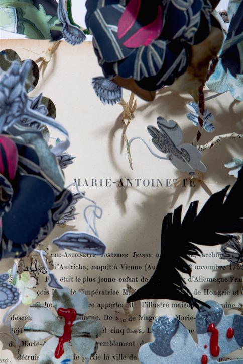 marie-antoinette-papercraft-elena-borghi-fiori-carta-libro